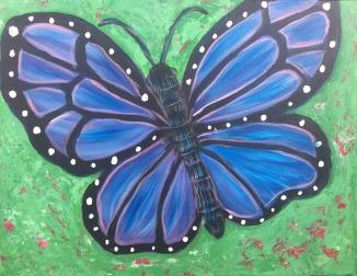 Butterfly for Yara -- Still Life