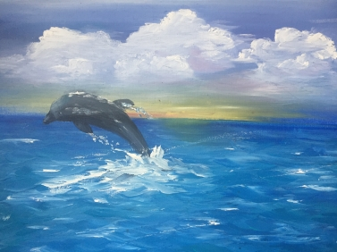 Dolphin -- Workshop with Sandy McTier